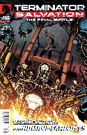 Terminator Salvation Final Battle #5 [Comic] THUMBNAIL