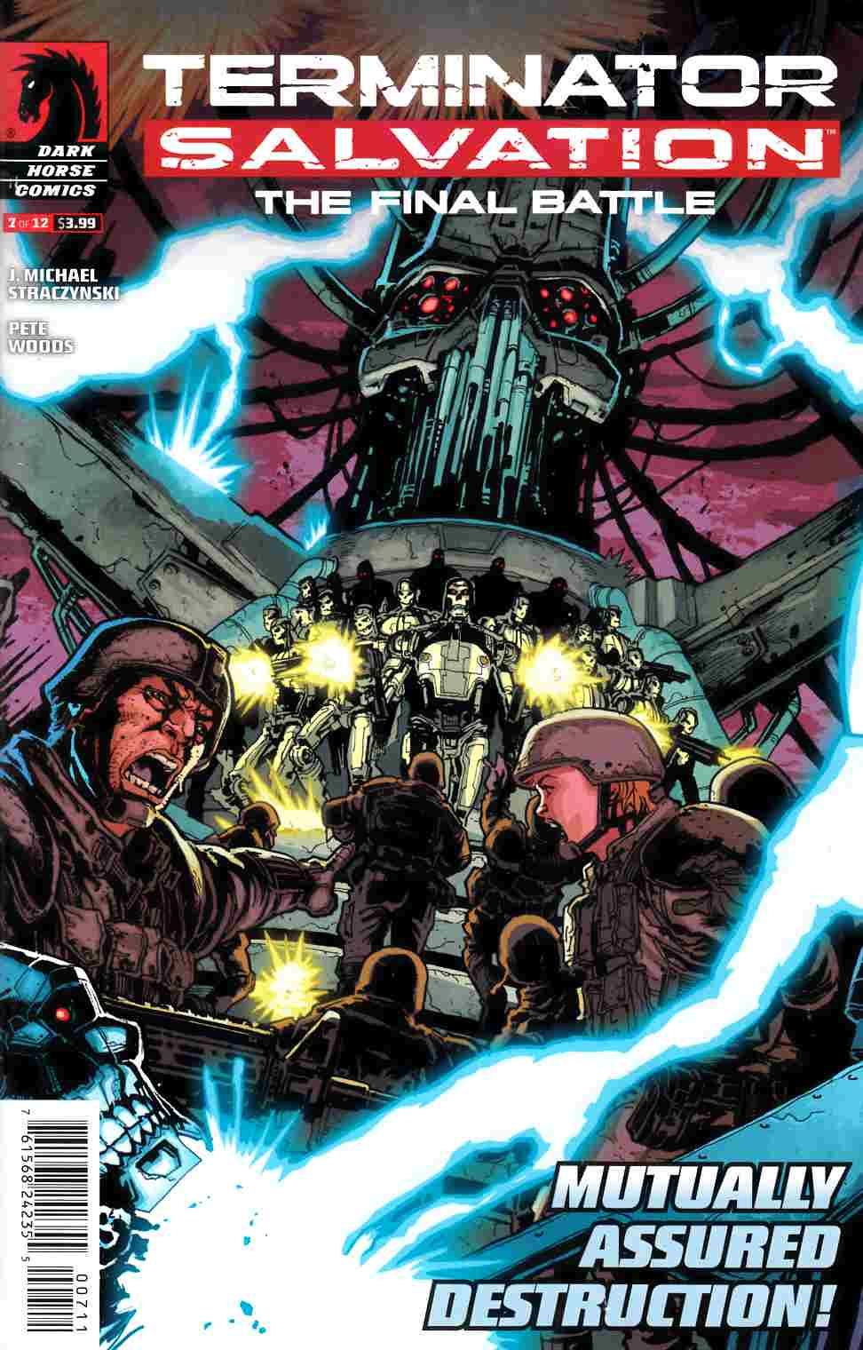 Terminator Salvation Final Battle #7 [Comic] THUMBNAIL