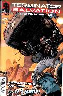 Terminator Salvation Final Battle #4 [Comic] THUMBNAIL