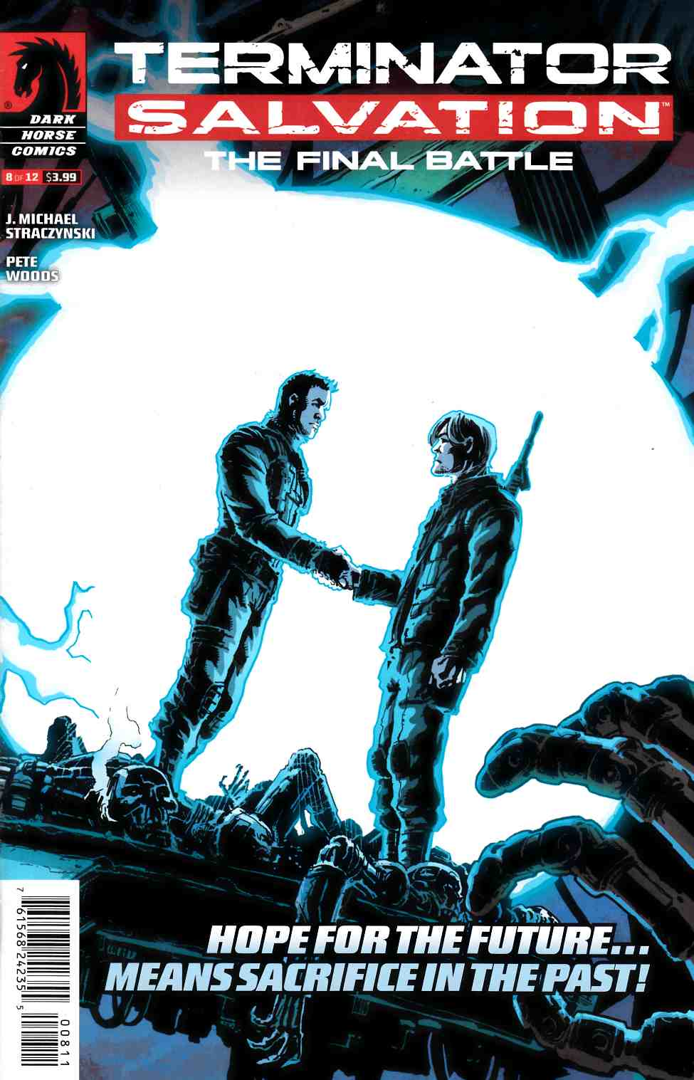 Terminator Salvation Final Battle #8 [Comic] THUMBNAIL
