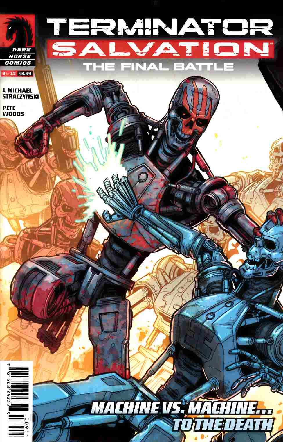 Terminator Salvation Final Battle #9 [Comic] THUMBNAIL