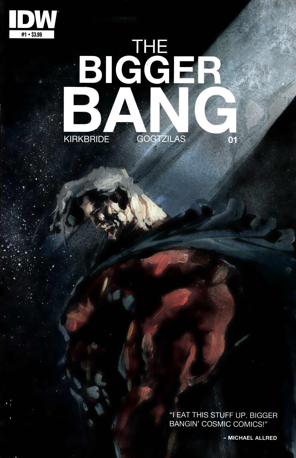 Bigger Bang #1 [IDW Comic] THUMBNAIL