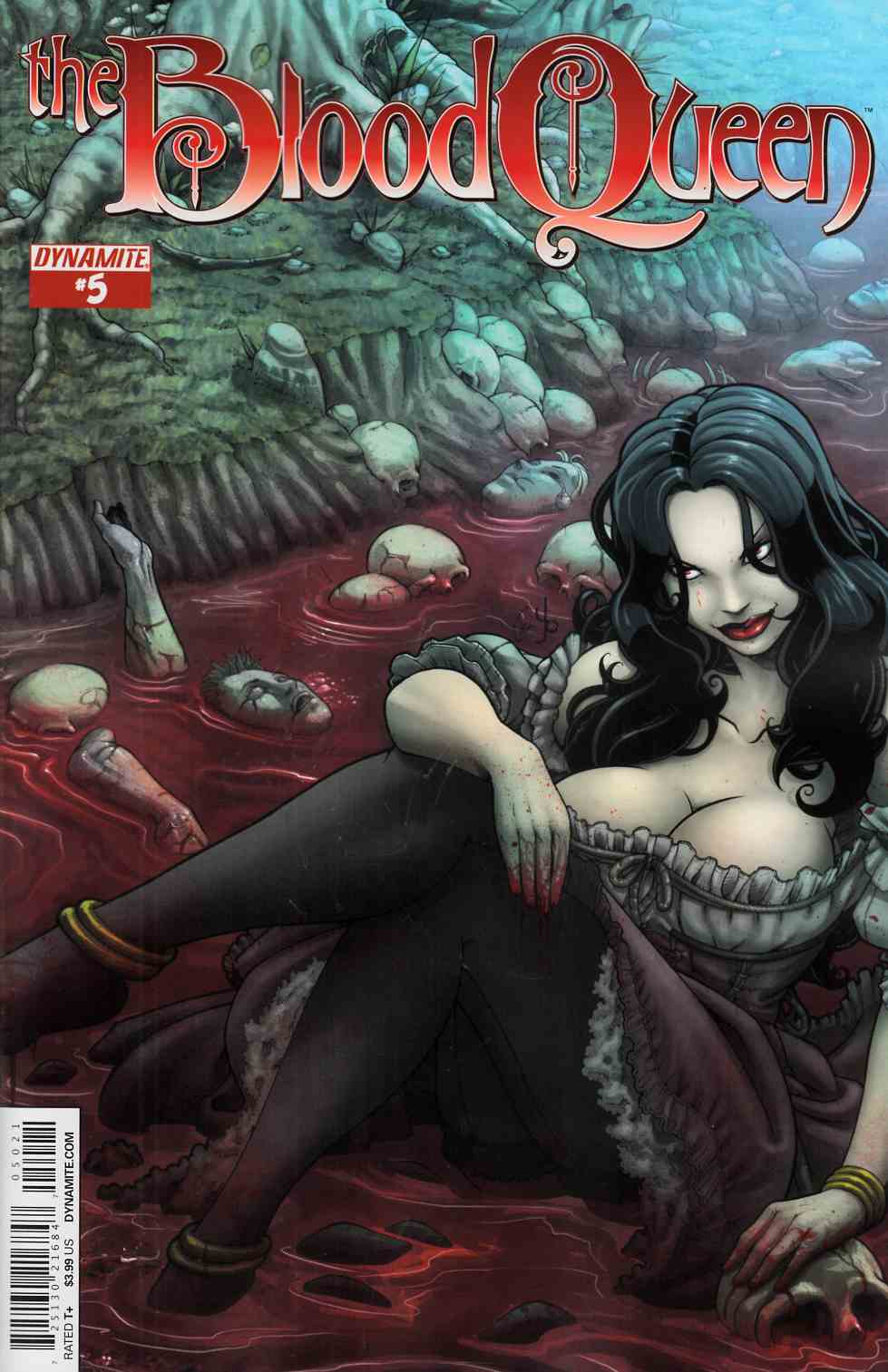 Blood Queen #5 Cover B- Yonami [Comic] THUMBNAIL