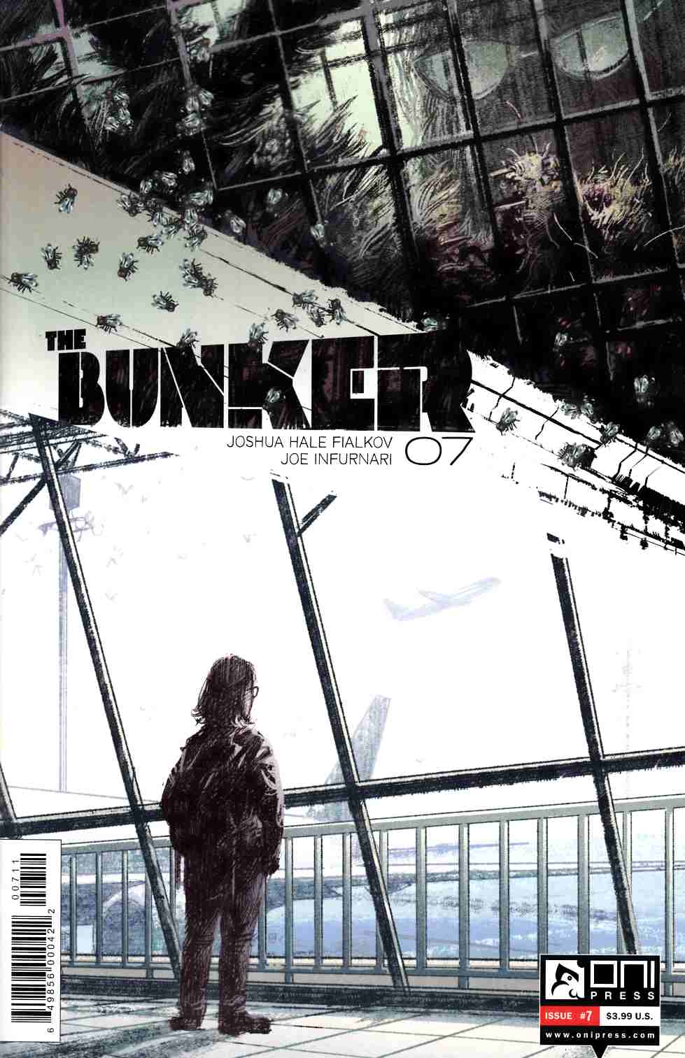 Bunker #7 [Oni Press Comic] LARGE