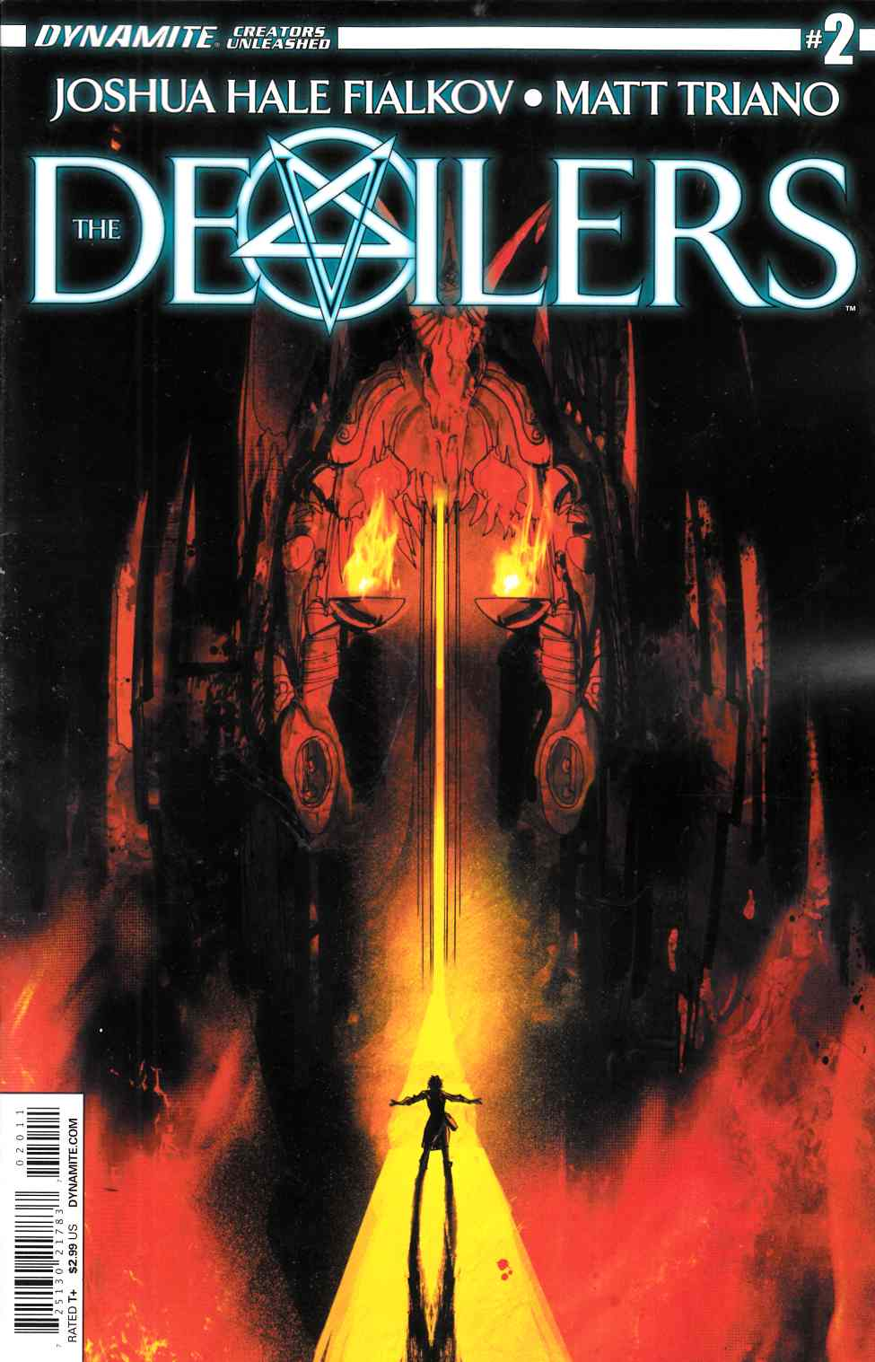 The Devilers #2 [Dynamite Comic] THUMBNAIL