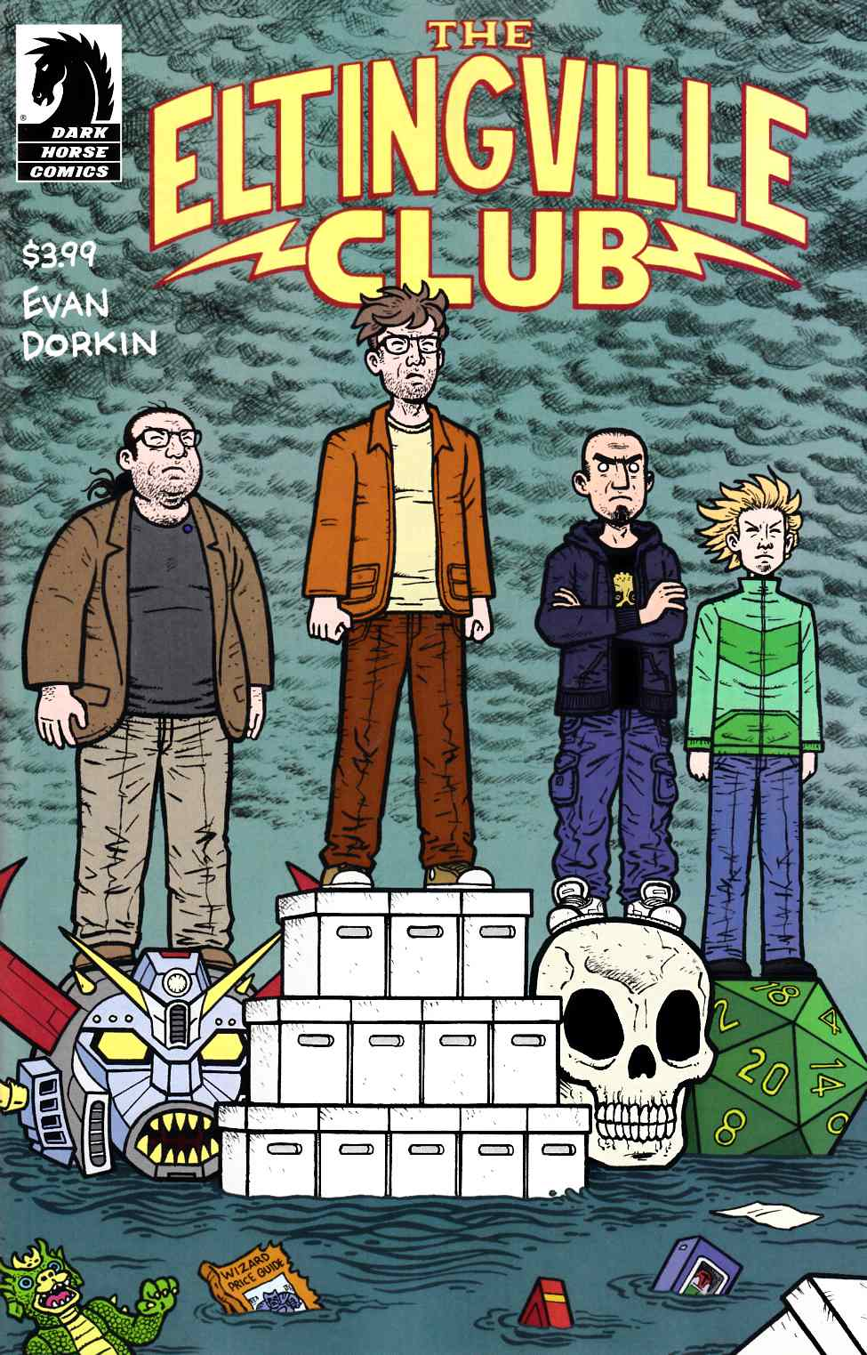 Eltingville Club #2 [Dark Horse Comic] THUMBNAIL