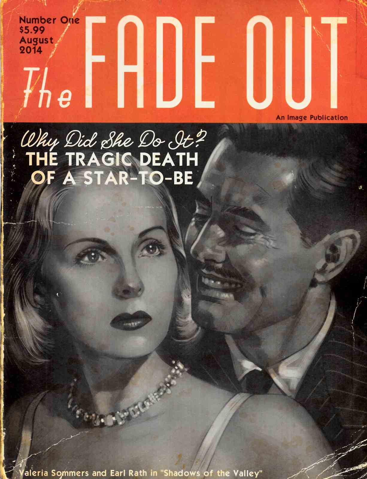 Fade Out #1 Movie Magazine Edition [Comic] THUMBNAIL