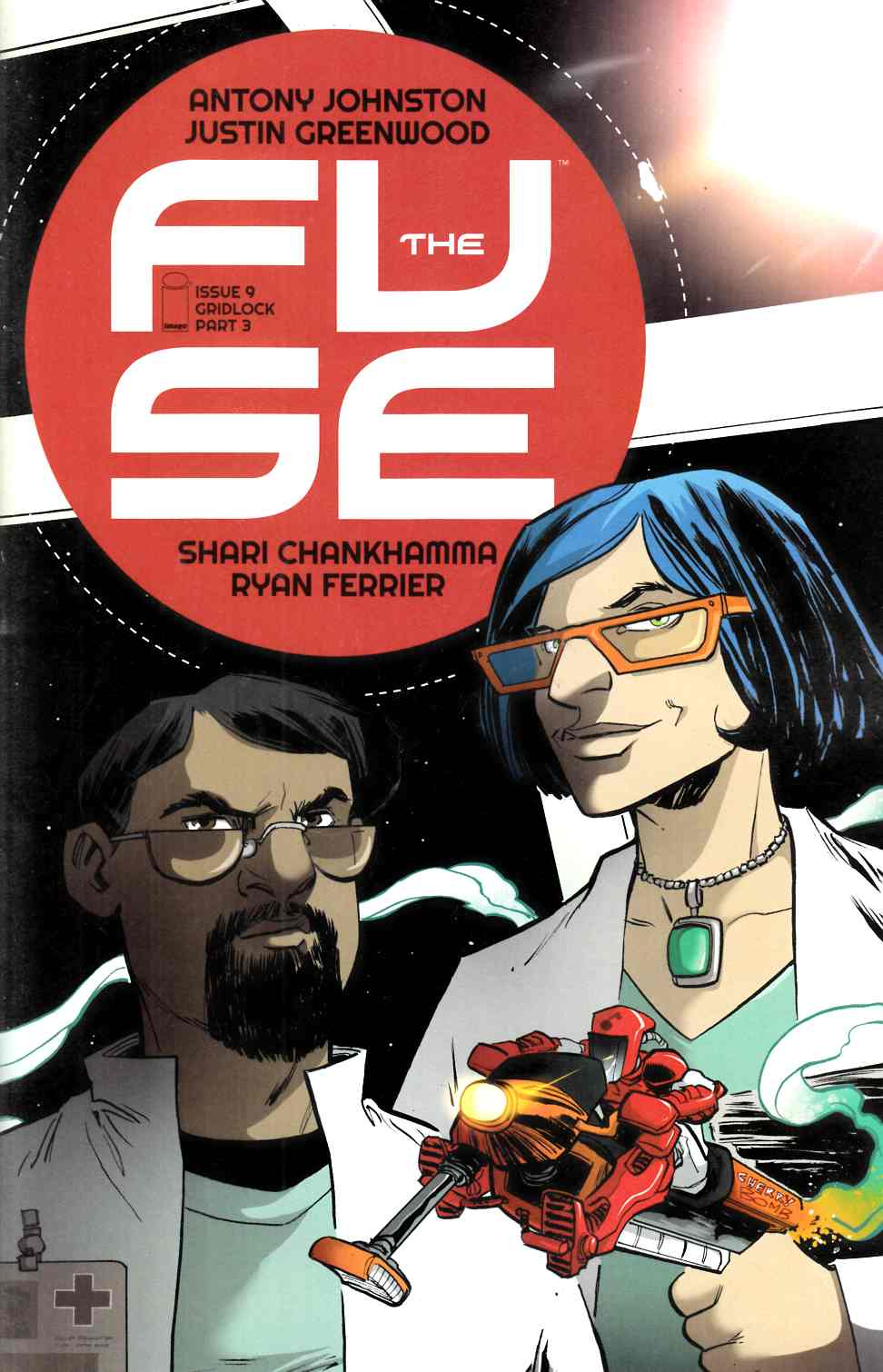 Fuse #9 [Image Comic] LARGE