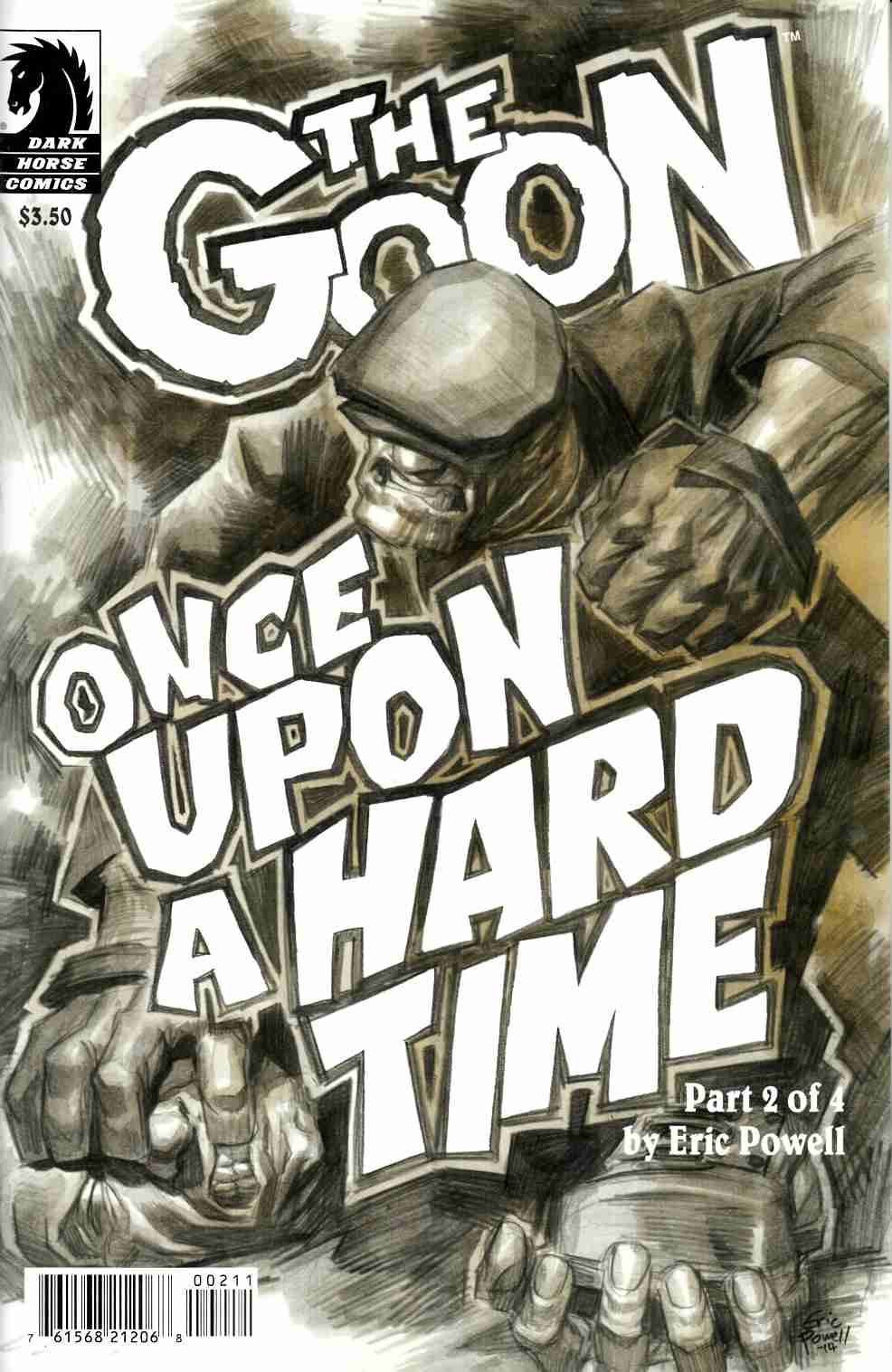 Goon Once Upon A Hard Time #2 [Dark Horse Comic] THUMBNAIL