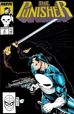 Punisher #9 Very Fine/Near Mint (9.0) [Marvel Comic] LARGE