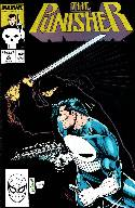Punisher #9 Very Fine/Near Mint (9.0) [Marvel Comic] THUMBNAIL