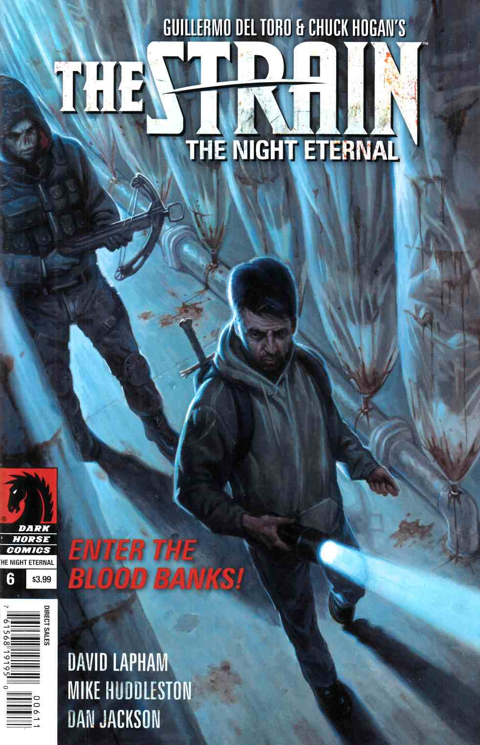 Strain Night Eternal #6 Near Mint (9.4) [Dark Horse Comic] THUMBNAIL