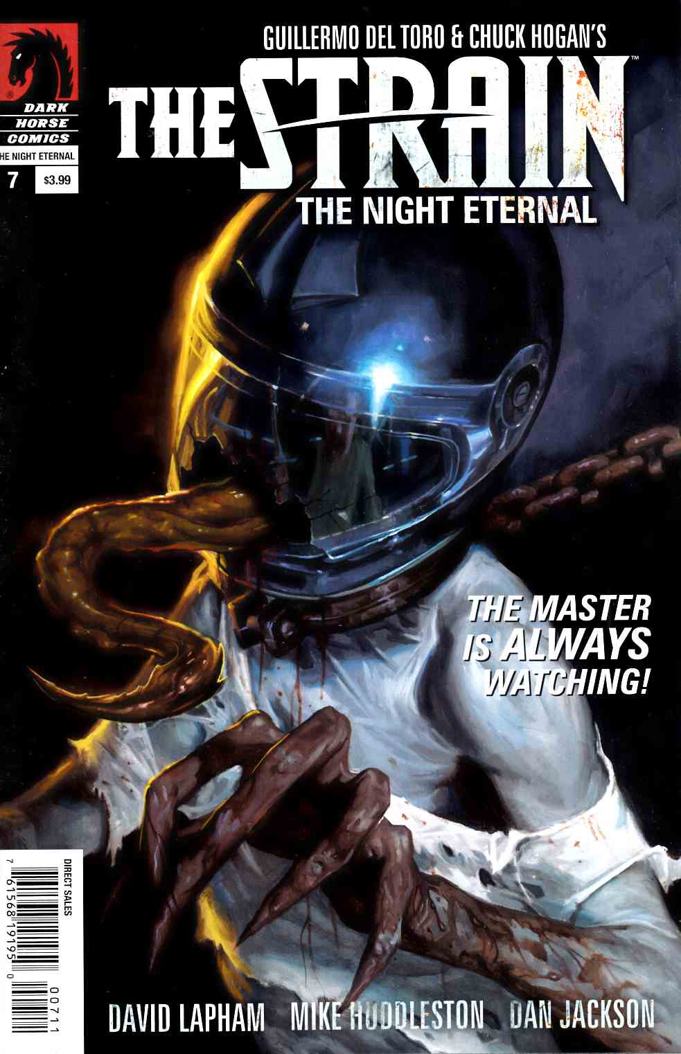 Strain Night Eternal #7 [Dark Horse Comic]