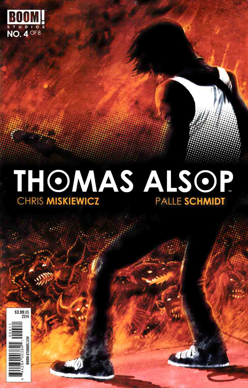 Thomas Alsop #4 [Boom Comic] LARGE
