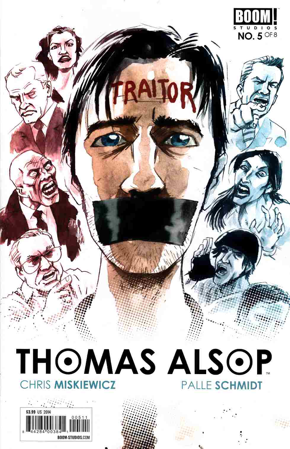 Thomas Alsop #5 [Boom Comic] LARGE