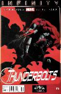 Thunderbolts #15 (Infinity) [Comic] THUMBNAIL