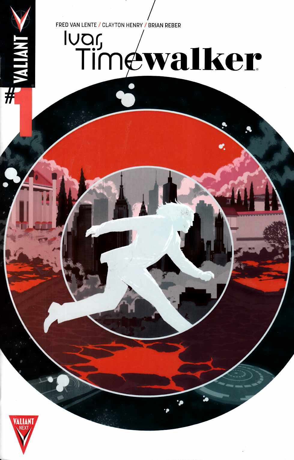 Ivar Timewalker #1 Cover A- Allen [Valiant Comic] THUMBNAIL