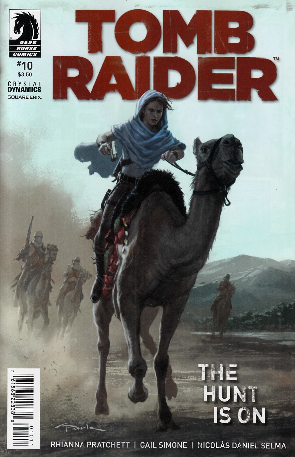 Tomb Raider #10 [Dark Horse Comic] THUMBNAIL
