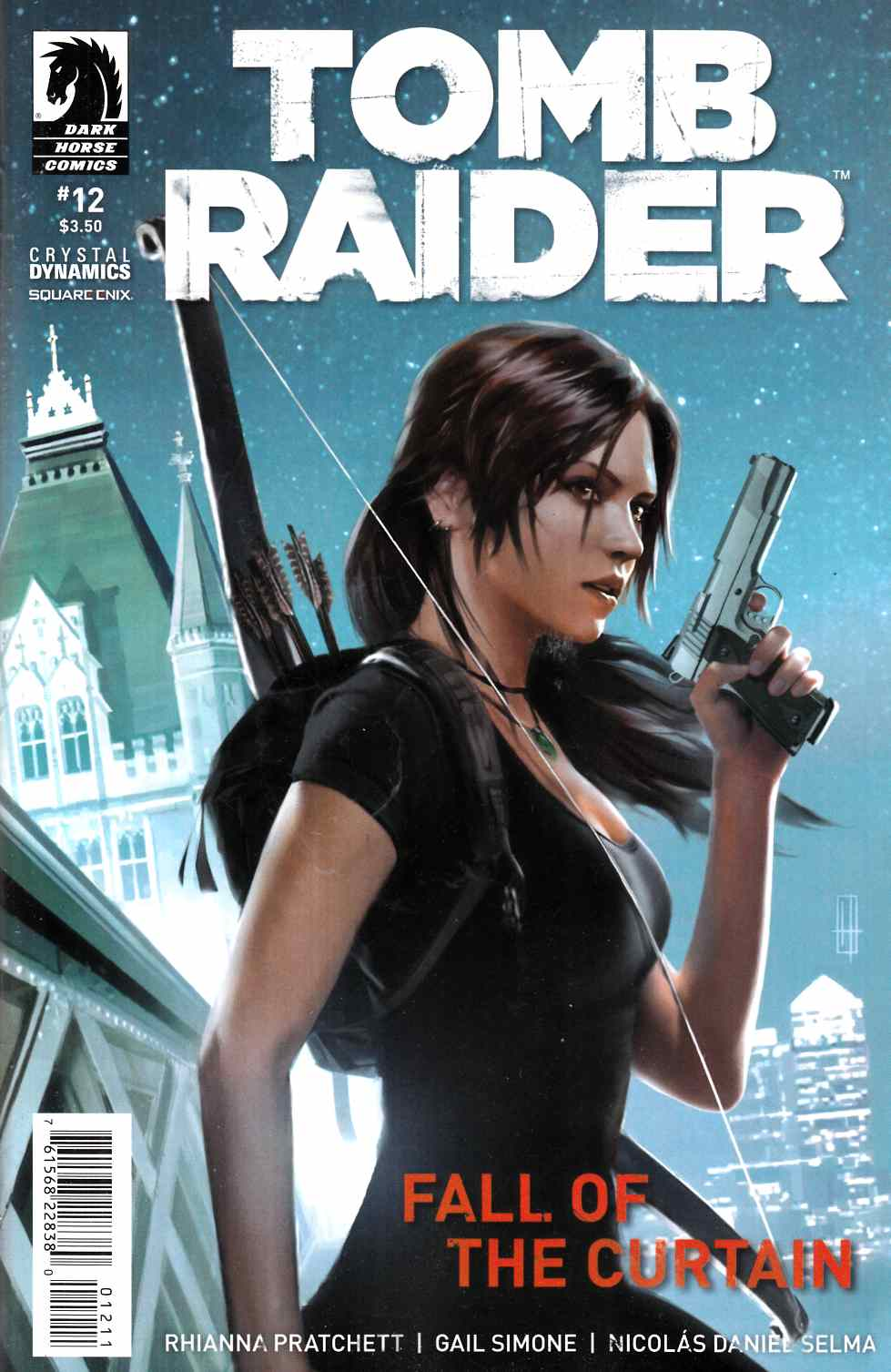 Tomb Raider #12 [Dark Horse Comic] THUMBNAIL