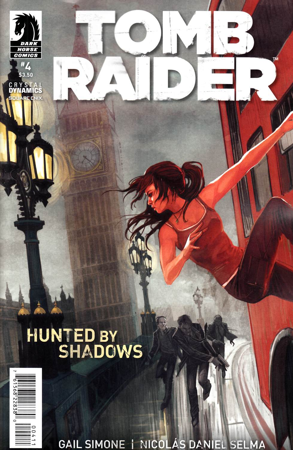 Tomb Raider #4 [Comic] THUMBNAIL