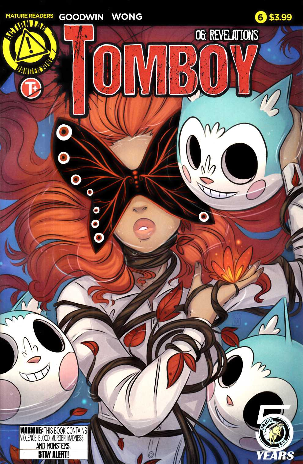 Tomboy #6 Cover A [Action Lab Comic]_THUMBNAIL