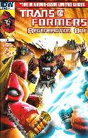 Transformers Regeneration One #100 Cover A [Comic] THUMBNAIL