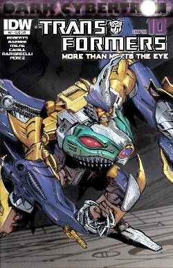 Transformers More Than Meets Eye #27 Subscription Cover [Comic] MAIN