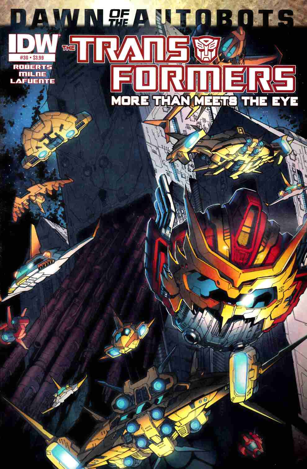 Transformers More Than Meets Eye #30 Dawn of the Autobots [Comic]_THUMBNAIL
