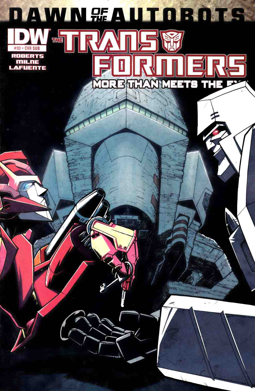 Transformers More Than Meets Eye #30 Subscription Cover [Comic]_THUMBNAIL