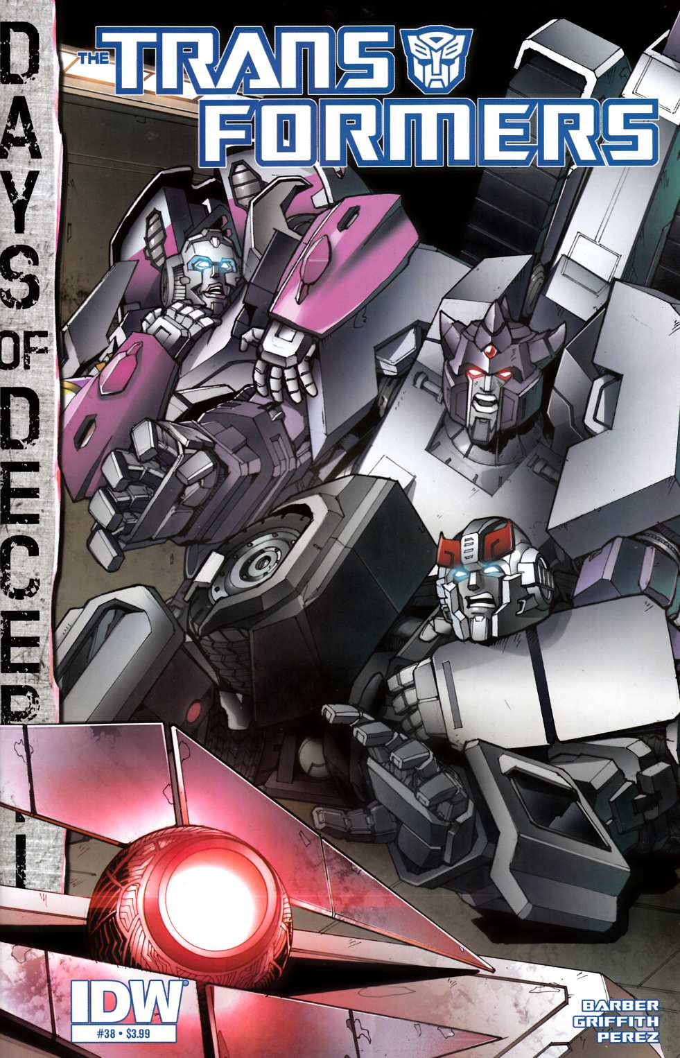 Transformers #38 [IDW Comic] LARGE