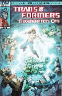 Transformers Regeneration One #83 Cover A [IDW Comic] THUMBNAIL