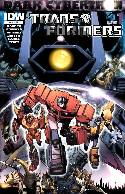 Transformers Dark Cybertron #1 [Comic] THUMBNAIL