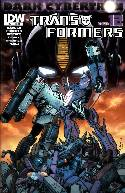 Transformers Dark Cybertron Finale #1 [Comic] THUMBNAIL