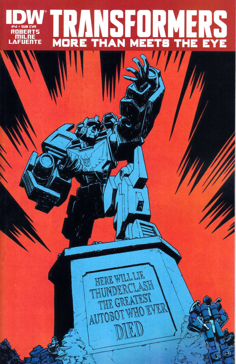 Transformers More Than Meets Eye #41 Subscription Cover [IDW Comic] THUMBNAIL