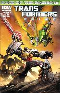 Transformers Prime Rage of the Dinobots #4 [IDW Comic] THUMBNAIL