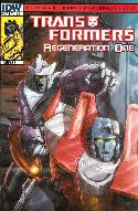 Transformers Regeneration One #87 Cover A [Comic] THUMBNAIL