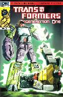 Transformers Regeneration One #88 Cover A [Comic] THUMBNAIL