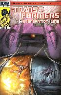 Transformers Regeneration One #89 Cover A [Comic] THUMBNAIL