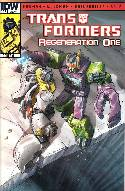 Transformers Regeneration One #90 Cover A- Wildman [Comic] THUMBNAIL