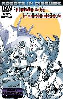Transformers Robots in Disguise #22 Cover A [Comic] THUMBNAIL