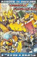 Transformers Robots In Disguise Annual 2012 Cover B [Comic]_THUMBNAIL
