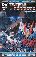 Transformers Robots In Disguise Annual 2012 Cover A [Comic]_THUMBNAIL