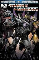 Transformers Robots in Disguise Ongoing #15 Cover B-Griffith [Comic] THUMBNAIL