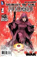 Trinity of Sin Pandora #1 Second Printing [Comic]_THUMBNAIL