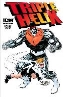 Triple Helix #1 Subscription Cover [Comic] THUMBNAIL