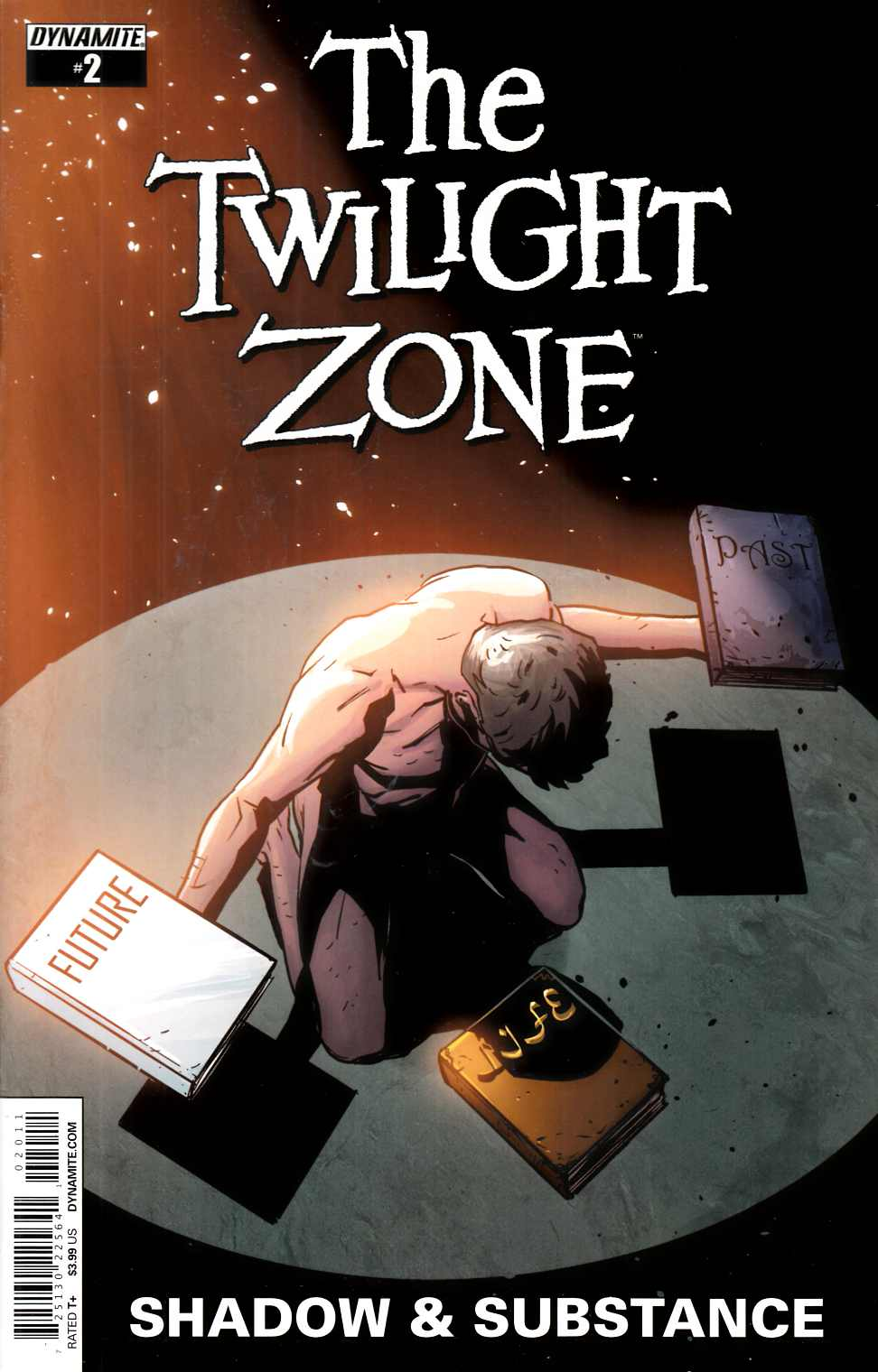 Twilight Zone S&S #2 Cover A- Vilanova [Dynamite Comic] THUMBNAIL
