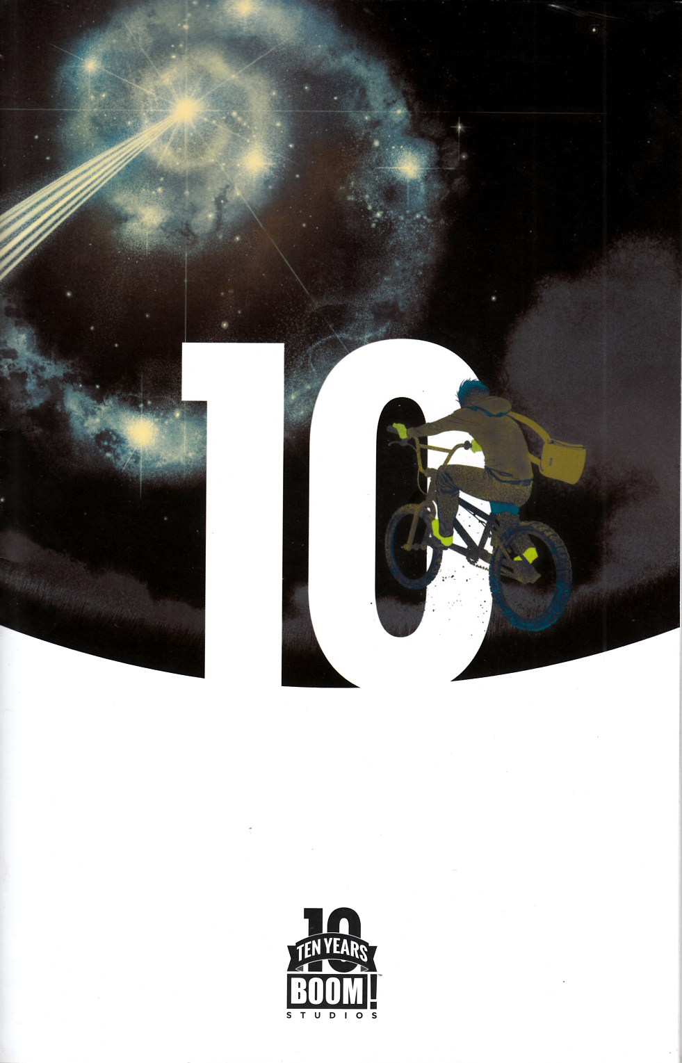 Ufology #1 Cover C- 10 Year Irving Variant [Boom Comic]_THUMBNAIL