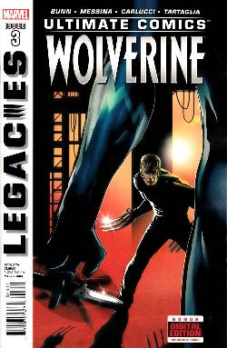 Ultimate Comics Wolverine #3 [Comic] LARGE