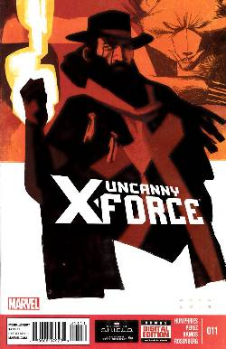 Uncanny X-Force #11 [Comic] LARGE