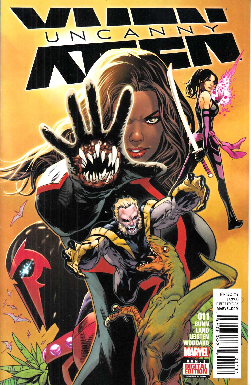 Uncanny X-Men #11 [Marvel Comic] THUMBNAIL